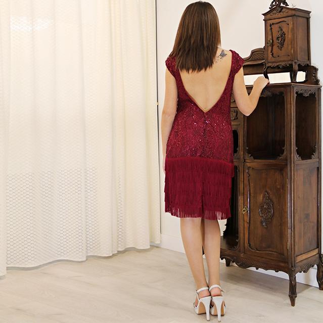 Carmen Latorre vestido fiesta