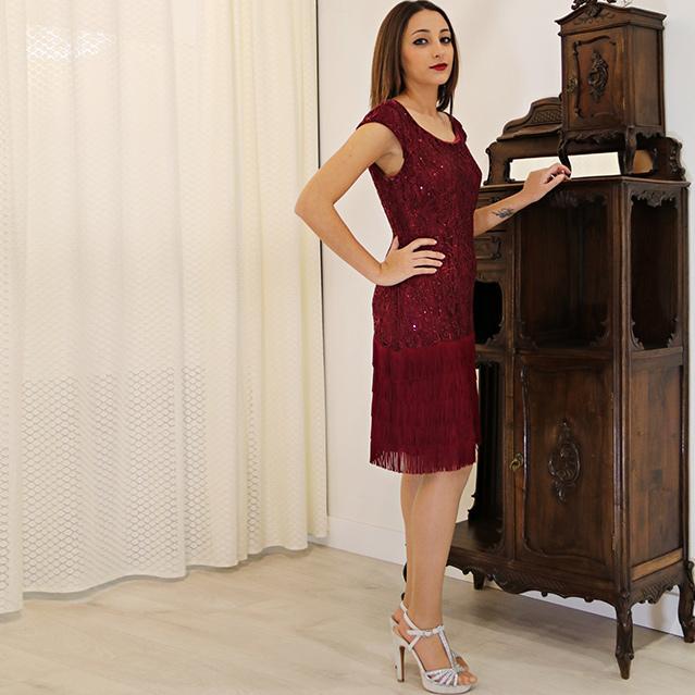 Fiesta vestido Carmen Latorre
