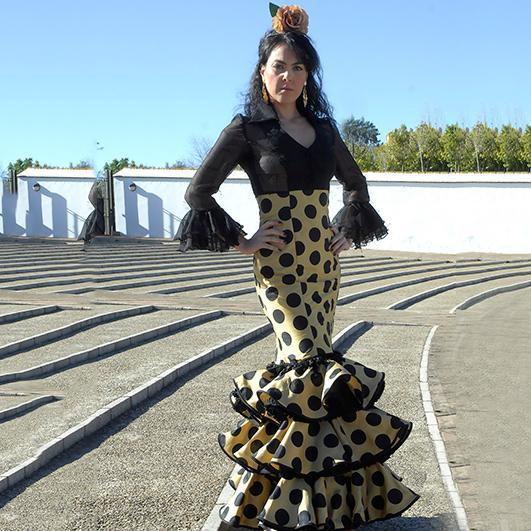 Falda de flamenca 1