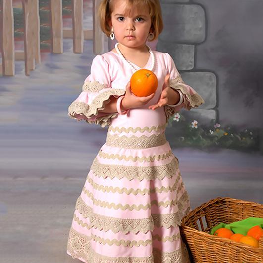 Trajes de flamenca infantil 20