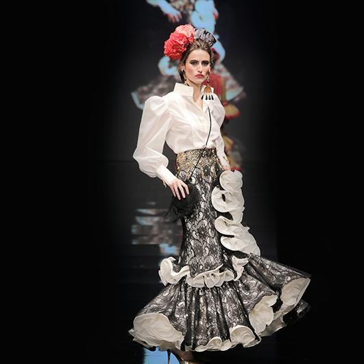 Falda de flamenca 2