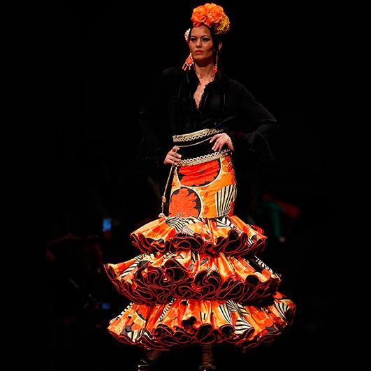 Falda de flamenca 3