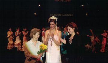 Las colecciones de Carmen Latorre en SIMOF (2004-2009)