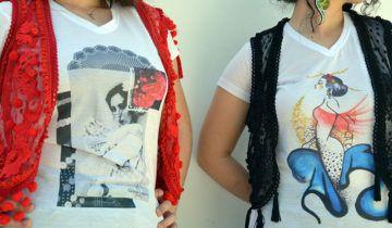 Camisetas flamencas: la reivindicación de un estilo