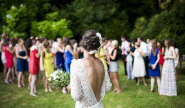 Vestido de invitada para boda en septiembre