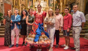 """Nace """"La Santanita"""": el nuevo traje típico de la Velá de Santa Ana"""