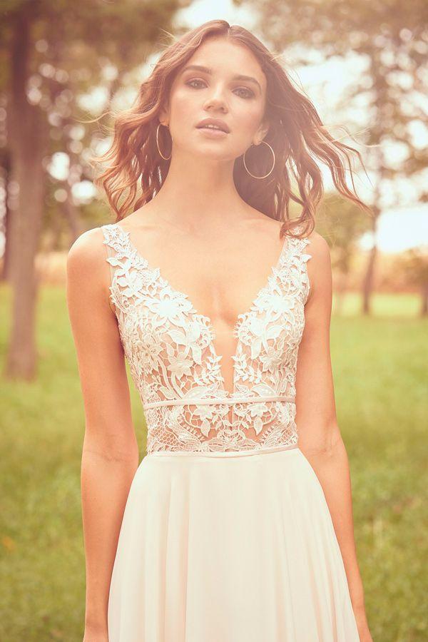 vestidos de novias boho carmen latorre