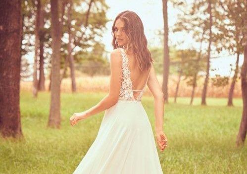 nueva coleccion trajes de novia 2022